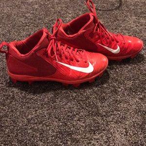Nike football cleats 🏈
